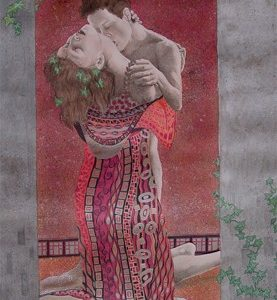 Kiss me Klimt